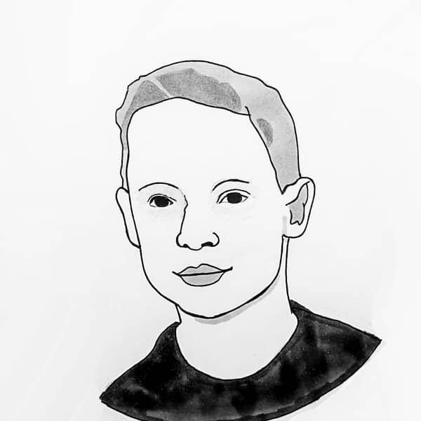 Portrait Sprecher Julius | Oskar Altschiller