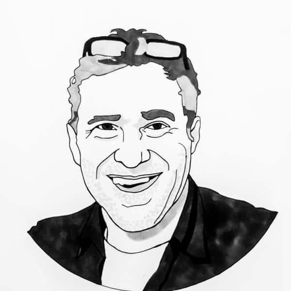 Portrait Sprecher Julius Vater | Jürgen Kuttner