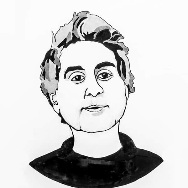 Portrait Sprecher Keks | Ramin Bijan