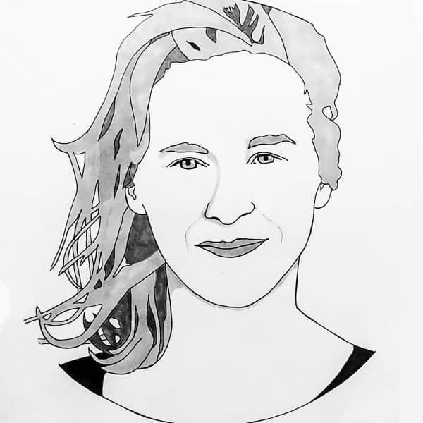 Portrait Autorin | Gabriele Summen
